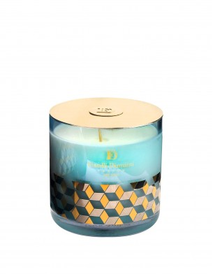 FD Dark Amber Scented Candle