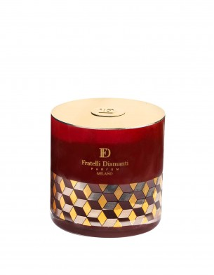 FD Pomegranate Scented Candle
