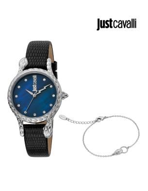 Just Cavalli Ladies Watch with Bracelet