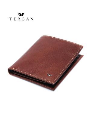 TERGAN Genuine Leather Wallet for men