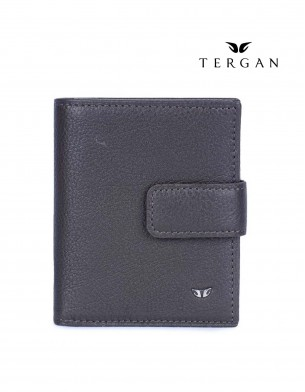 TERGAN Leather Brown Wallet