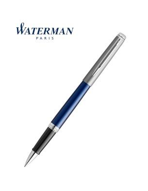 Waterman Hemisphere Rollerball Pen Essential Metallic Blue CT