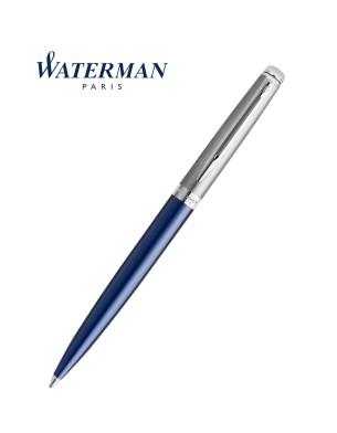 Waterman Hemisphere Essential Metallic Ballpoint Pen Blue CT