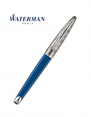 WATERMAN Carene Contemporary Blue Obsession Rollerball Pen