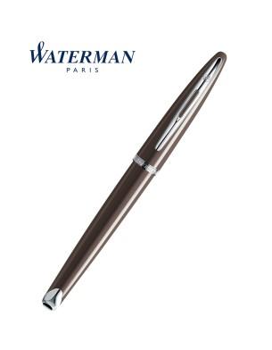 Waterman Carène Frosty Brown ST Rollerball Pen