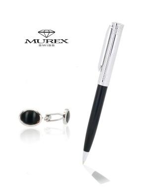 Murex Pen+Cufflink Set
